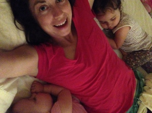 Family nap time!