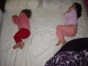 Sleeping in sync
